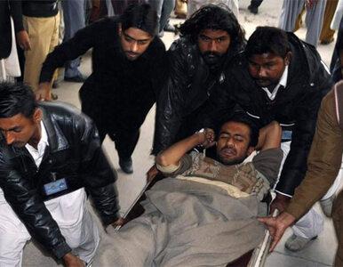Bomba czy wypadek? 18 osób zginęło w eksplozji w Pakistanie