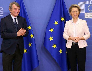 """Szef PE na """"czarnej liście"""". Sassoli odpowiada Kremlowi: Podobno nie..."""