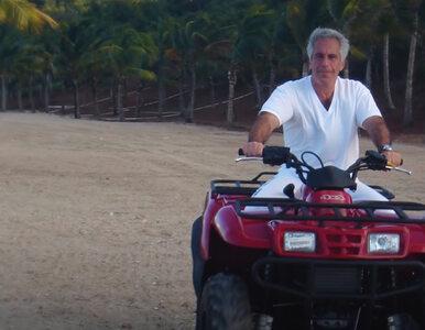 """Serial Netfliksa o Jeffreyu Epsteinie: """"W USA wciąż lepiej być bogatym i..."""