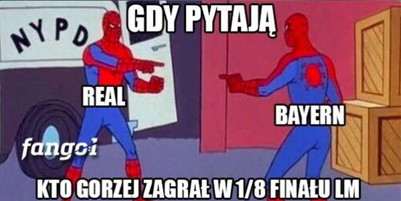 Mem po meczu Bayern - Liverpool