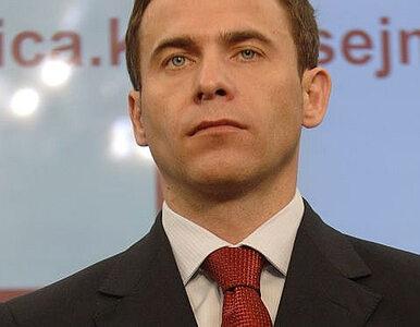 """Olejniczak ujawnia listy prof. Rońdy: """"Głupota liderów prawicy jest..."""