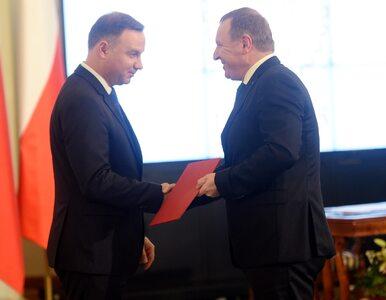 Wirtualna Polska: Prezydent postawił ultimatum. Chce odwołania Jacka...