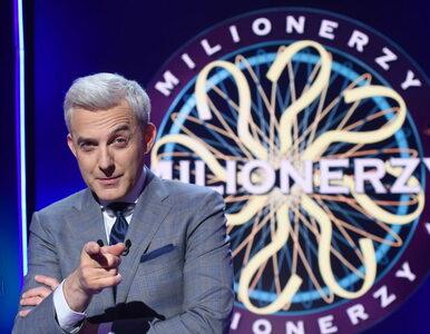 """Pytanie za ćwierć miliona w """"Milionerach"""". Jak poradził sobie uczestnik?"""