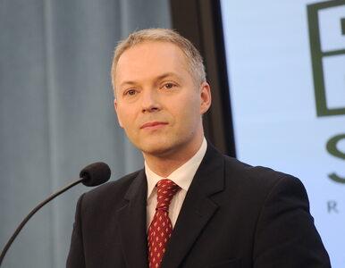Jego słowa o protestujących w Sejmie wywołały burzę. Teraz może mieć...