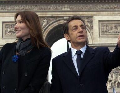 Sarkozy niewierny, Bruni nie lepsza