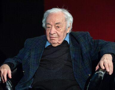 Niezwykła pamięć 97-letniego pisarza. Józef Hen: Muszę twardo walczyć