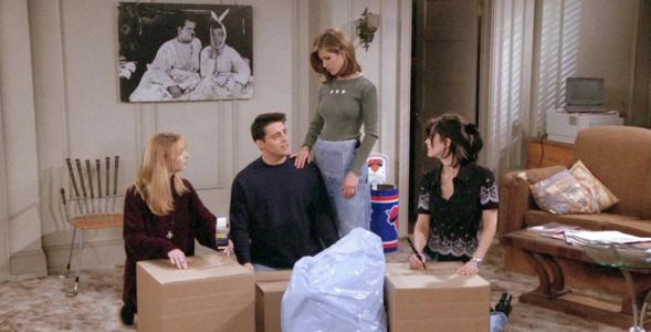 Przyjaciele – quiz z serialu. Ile pamiętacie z wyprowadzki Joeya?