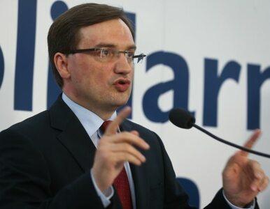 Ziobro o liście osób zagrożonych: na prawdziwej był Kaczyński, Kurski i ja