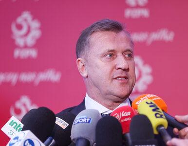 """Prezes Kulesza docenił Lewandowskiego. """"Cieszmy się, że mamy Roberta"""""""