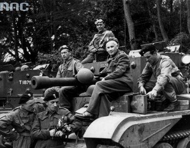 Polskie czołgi w Normandii. Czołgiści gen. Maczka w bitwie pod Falaise