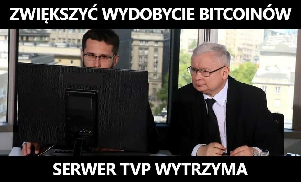 Mem po awarii serwerów w TVP