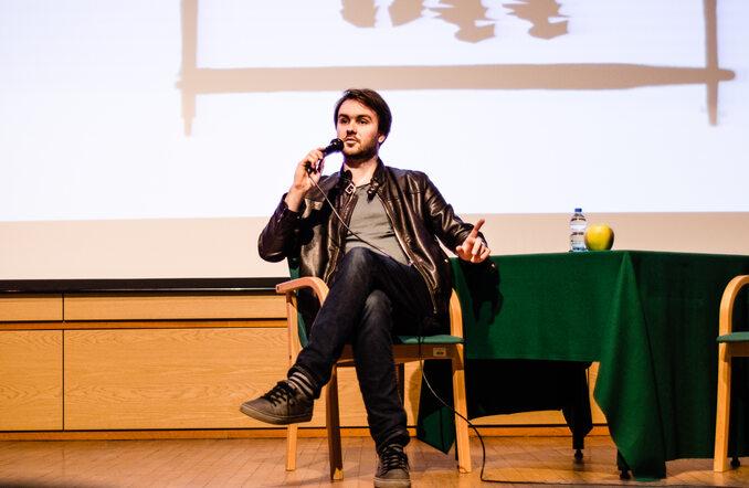 Aleksander Pietrzak, fot. Grzegorz Wasilewski