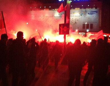 Marsz Niepodległości - policja oskarżona o prowokację