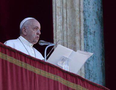 """Papież Franciszek reaguje na sytuację na Bliskim Wschodzie. """"Prośmy Pana..."""