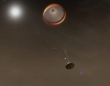 Łazik Perseverence jest już na Marsie. NASA pokazała poruszający film