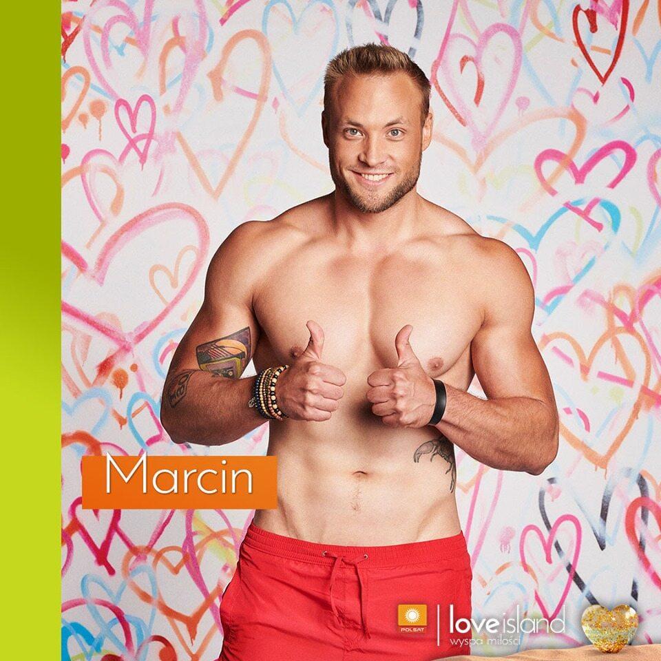 Marcin Największą radość sprawia mu udany trening i smaczne jedzenie.