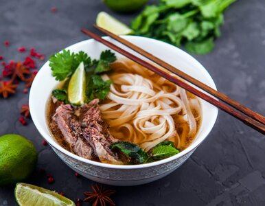 Zupa Pho to nie tylko smaczne, ale i zdrowe danie. Jak ją przygotować?