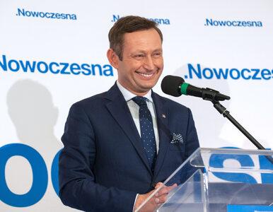 """""""Masa"""" o kandydacie Nowoczesnej na prezydenta Warszawy. """"To był nasz..."""
