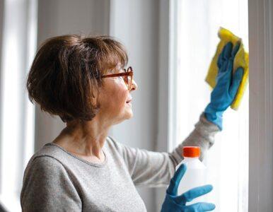 Wykazano, że wykonywanie prac domowych może poprawić zdrowie mózgu