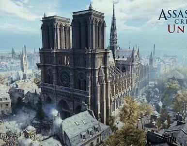W ramach zbiórki powspinamy się na Notre Dame. Ubisoft daje 500 tys....