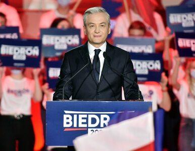 Biedroń: Kaczyński i Duda nie potrafiliby zbudować nawet warzywniaka