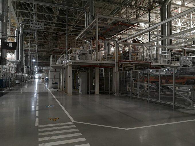 Opuszczone fabryki Volkswagena wPoznaniu iWrześni