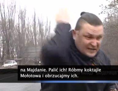 Z patelnią na banderowców. Pospolite ruszenie w Ługańsku