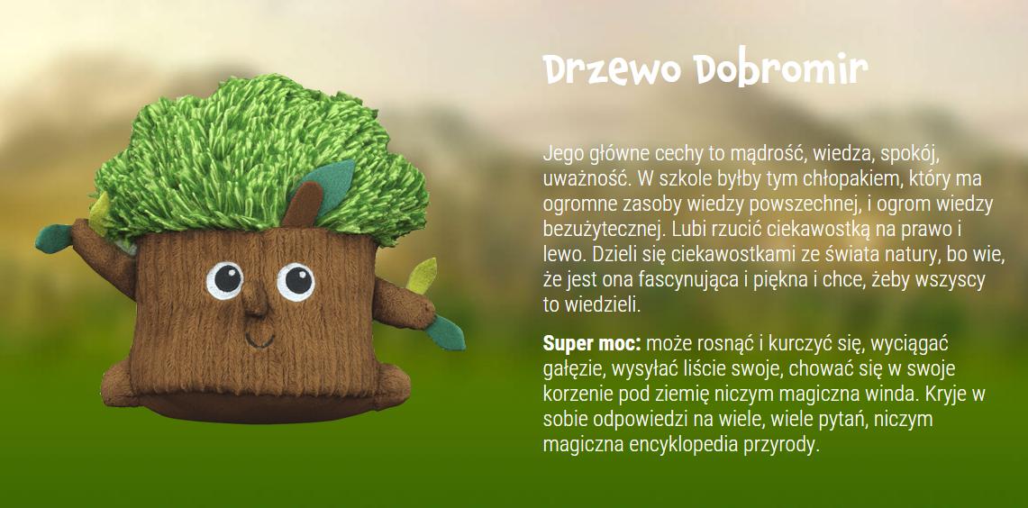 Drzewo Dobromir