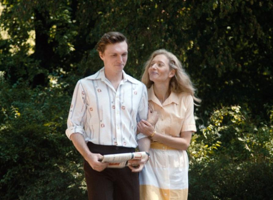 Magdalena Popławska i Tomasz Włosok