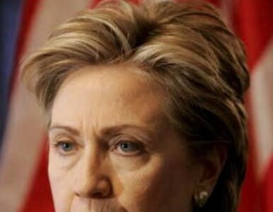 Polityczny flirt Hillary Clinton