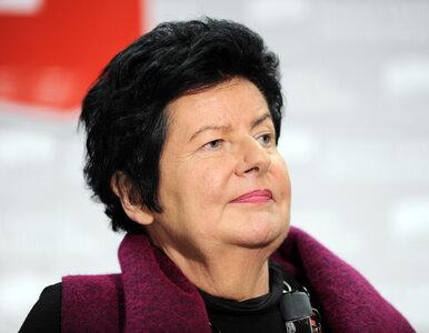 Senyszyn o wynikach wyborów do PE: PiS jest niczym kochanka, do której...