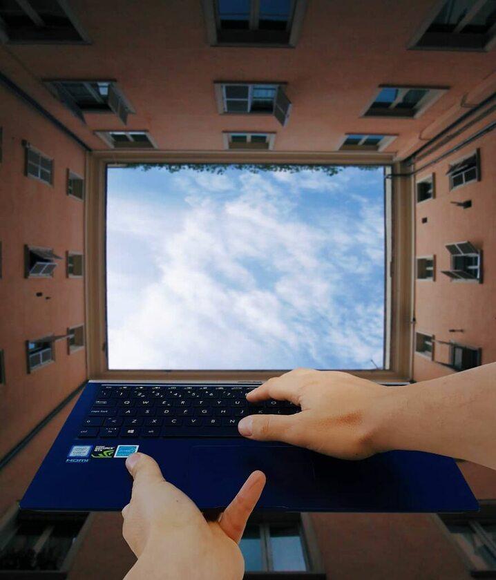 Surrealistyczna fotografia Hugo Suissasa
