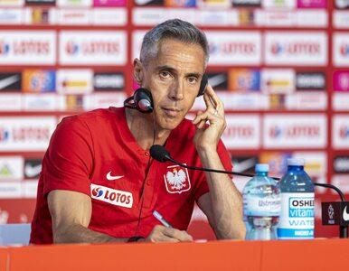 """Sousa zirytowany pytaniem dziennikarza. """"Kto tak mówi? Wytłumacz"""""""