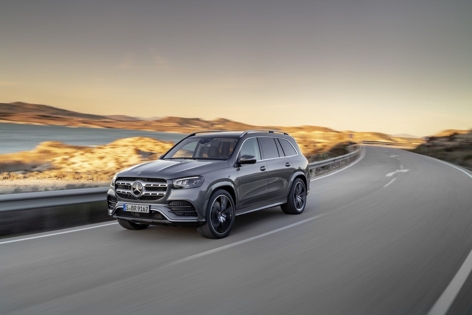 Nowy Mercedes-Benz GLS