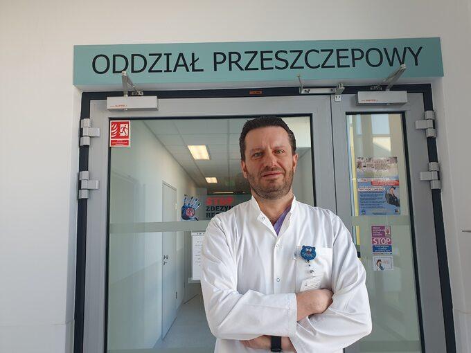 Prof. Krzysztof Kałwak