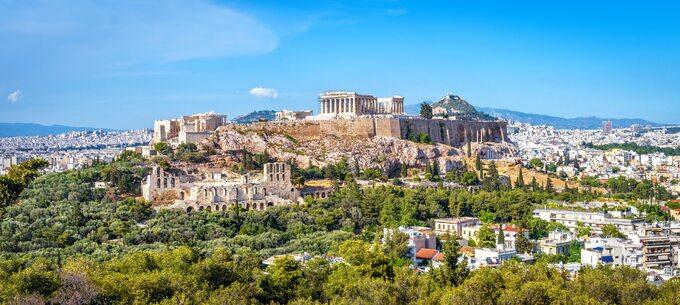 Ateny, zdjęcie ilustracyjne