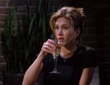 """Quiz z 24. odcinka serialu """"Przyjaciele"""" (""""Ten, w którym Rachel się..."""