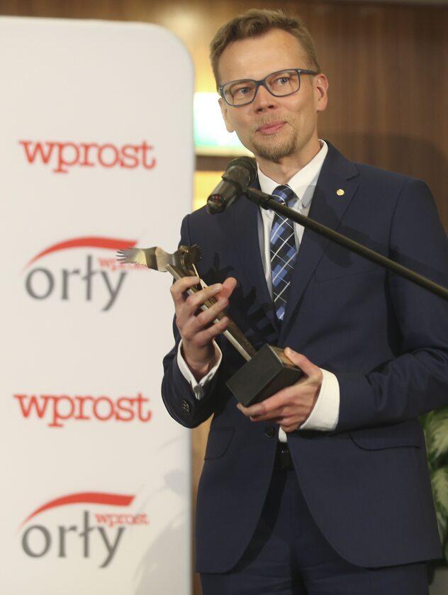 """Gala Orłów 'Wprost"""" na Pomorzu"""