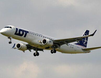 Dwukrotny falstart samolotu LOT w Zurychu. Przelot anulowano