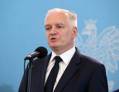 Kaczyński zabronił posłom mówić o aborcji? Gowin komentuje doniesienia z...
