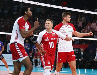 Polacy wygrali z Rosją 3:1. Leon, Kurek i Kubiak pierwszy raz w tym...
