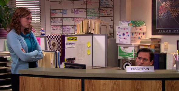 "Quiz z 5. sezonu serialu ""Biuro"". Ile pamiętasz?"