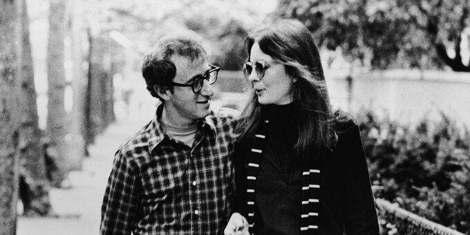 Woody Allen orazDiane Keaton