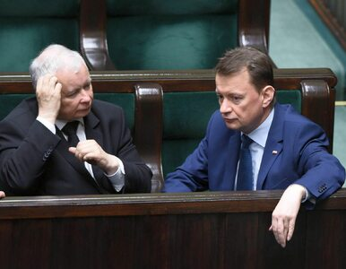 """""""Niedyskrecje parlamentarne"""": """"Chcą zneutralizować Błaszczaka"""",..."""