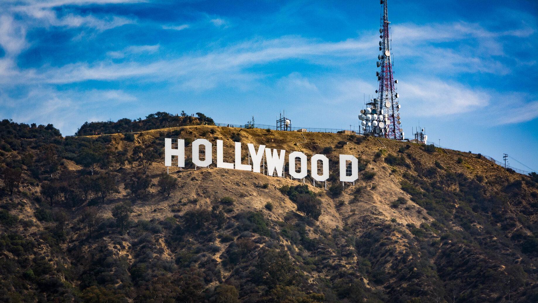 Hollywood. Zdjęcie ilustracyjne