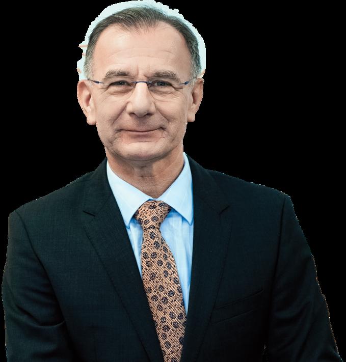 prof. dr. hab. n. med. Mirosław Jarosz, dyrektor Instytutu Żywności iŻywienia