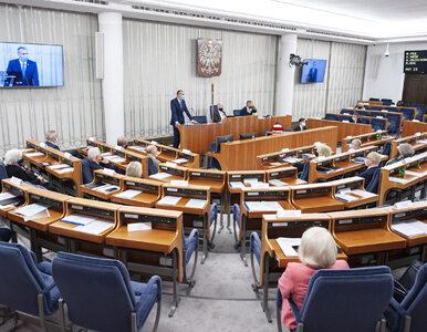 PiS wygrywa głosowanie w Senacie. Trzech senatorów opozycji głosowało z...