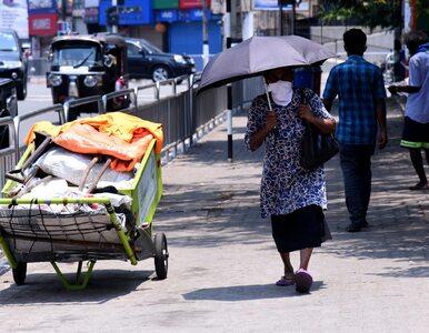 """Sri Lanka. Minister wypił """"magiczny eliksir"""" na COVID-19. Trafił do..."""