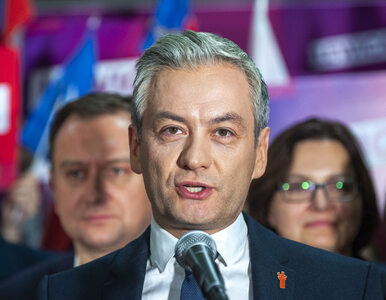 """Partia Razem popiera kandydaturę Biedronia na prezydenta. """"Będzie..."""