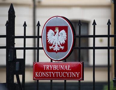 W Trybunale Konstytucyjnym brakuje jednego sędziego. Odszedł ostatni...
